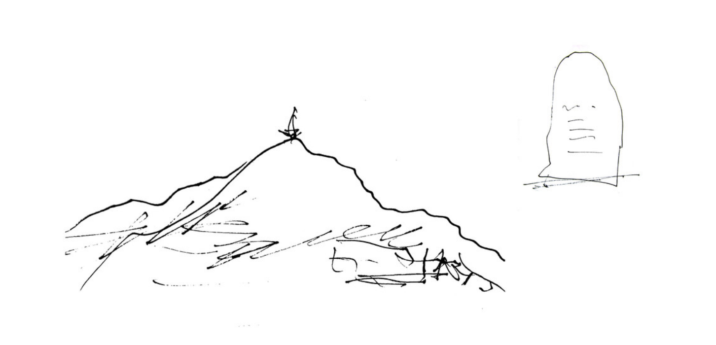 1. The initial assignment was for a red star on Buzludzha Peak.